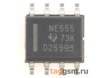 NE555D (SO-8) Прецизионный таймер