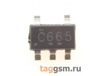SN74LVC1G66DBVR (SOT-23-5) Коммутатор аналогового сигнала 1-канал