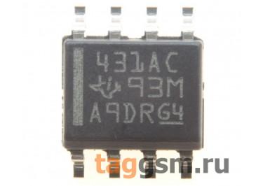 TL431ACD (SO-8) Источник опорного напряжения