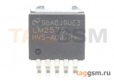 LM2576HVSX-ADJ / NOPB (D2-PAK-5) Step-Down DC-DC преобразователь