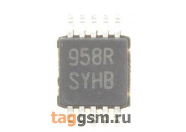 LM3409HVMY / NOPB (MSOP-10-EP) Контроллер подсветки светодиодов