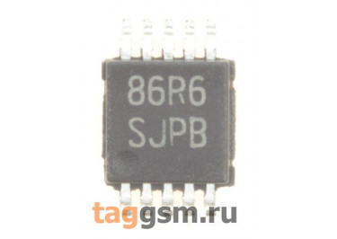 LM3481MM / NOPB (MSOP-10) Контроллер импульсного регулятора напряжения