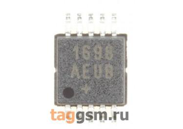 MAX1698AEUB+T (MSOP-10) Step-Up DC-DC преобразователь LCD подсветки