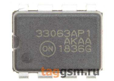 MC33063AP1G (DIP-8) Step Up / Down DC-DC преобразователь
