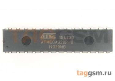 ATmega328P-PU (DIP-28) Микроконтроллер 8-Бит, AVR