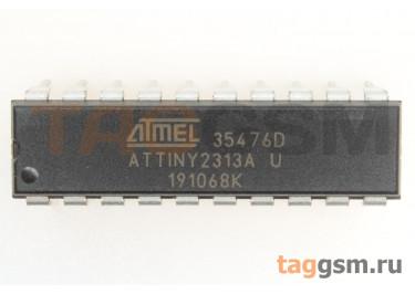 ATtiny2313A-PU (DIP-20) Микроконтроллер 8-Бит, AVR