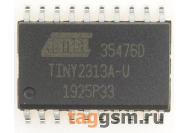 ATtiny2313A-SU (SO-20) Микроконтроллер 8-Бит, AVR