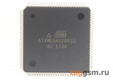 ATxmega128A1U-AU (TQFP-100) Микроконтроллер 8 / 16-Бит, AVR