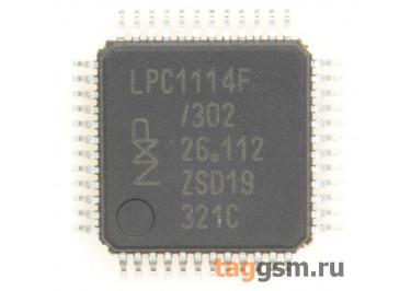 LPC1114FBD48 (LQFP-48) Микроконтроллер 32-Бит, ARM Cortex M0