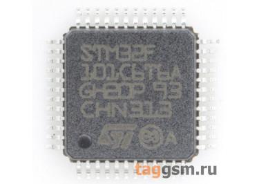 STM32F101C6T6A (LQFP-48) Микроконтроллер 32-Бит, ARM Cortex-M3