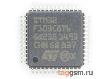 STM32F103C8T6 (LQFP-48) Микроконтроллер 32-Бит, ARM Cortex M3