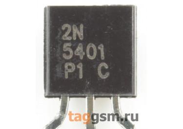 2N5401 (TO-92) Биполярный транзистор PNP 150В 0,6А