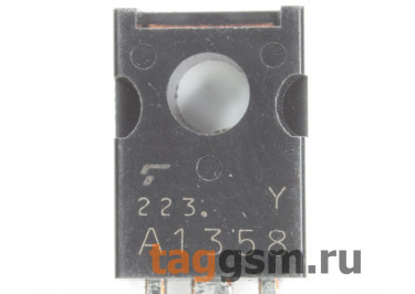 2SA1358-Y (TO-126) Биполярный транзистор PNP 120В 1А