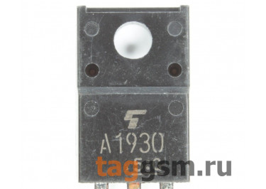 2SA1930 (TO-220FP) Биполярный транзистор PNP 180В 2А