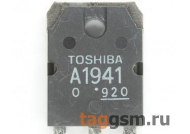 2SA1941-O [S1,E,S] (TO-3P) Биполярный транзистор PNP 140В 10А