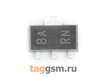 2SB1132 (SOT-89) Биполярный транзистор PNP 32В 1А