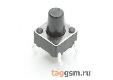 TS-6029JH-080 Кнопка тактовая 6х6мм h=8мм 4 конт. SPST-NO