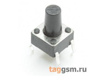 TS-6029JH-090 Кнопка тактовая 6х6мм h=9мм 4 конт. SPST-NO