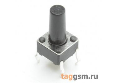 TS-6029JH-110 Кнопка тактовая 6х6мм h=11мм 4 конт. SPST-NO