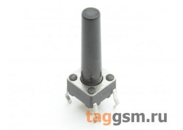 TS-6029JH-170 Кнопка тактовая 6х6мм h=17мм 4 конт. SPST-NO