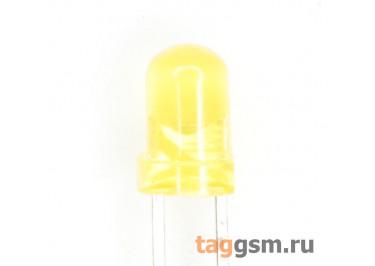 Светодиод круглый 3мм (Желтый)