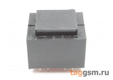 ТПГ-1-2х9В (2х9В, 0,08А) Герметизированный трансформатор