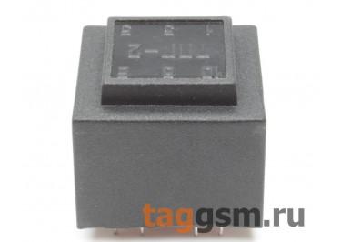 ТПГ-2-2х9В (2х9В, 0,14А) Герметизированный трансформатор