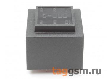 ТПГ-2-6В (6В, 0,4А) Герметизированный трансформатор