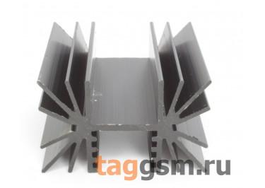 HS211-50 Радиатор 50х42х25мм