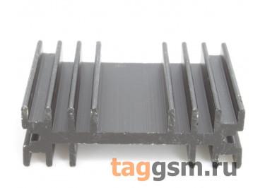 HS207-30 Радиатор 30х35х10мм