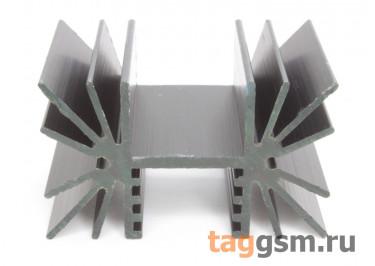 HS211-30 Радиатор 30х42х25мм