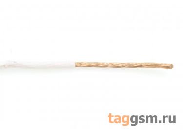 МГТФ-0,35 кв.мм Провод медный монтажный 1м
