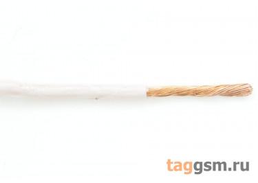 МГТФ-0,75 кв.мм Провод медный монтажный 1м
