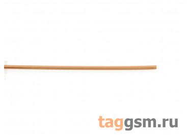 ПЭТВ-2-0,4 мм Эмалированный медный провод 1м