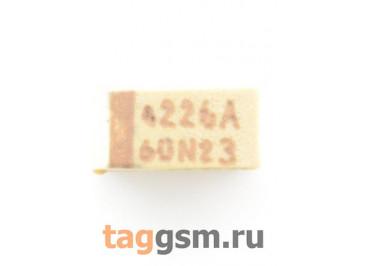 TAJA226K010R (CASE A) Конденсатор танталовый SMD 22 мкФ 10В 10%