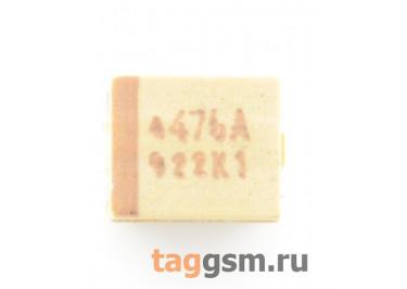 TAJB476K010R (CASE B) Конденсатор танталовый SMD 47 мкФ 10В 10%