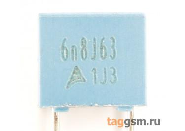 B32529C0682J000 Конденсатор плёночный 6,8 нФ 63В