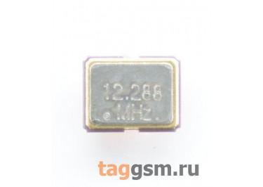 Кварцевый генератор 12,288 МГц 3,3В (SMD3225)
