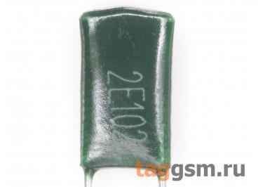 CL11 Конденсатор плёночный 1 нФ 250В
