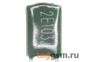 CL11 Конденсатор плёночный 10 нФ 250В