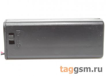 BH5-1003 Батарейный отсек 1xAA с крышкой и выключателем