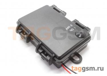 WBH5-3004 Батарейный отсек 3xAA влагозащищенный с крышкой и выключателем