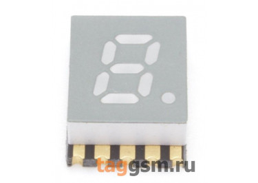 2011AB-G (Синий) Цифровой индикатор SMD 0,2