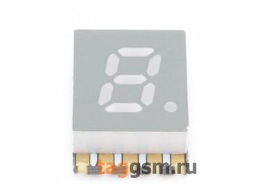 2011CR-G (Красный) Цифровой индикатор SMD 0,2