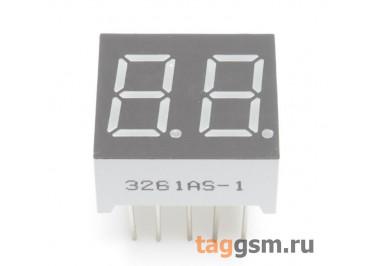 3261AS (Красный) Цифровой индикатор 0,36