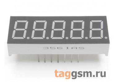3561AS (Красный) Цифровой индикатор 0,36