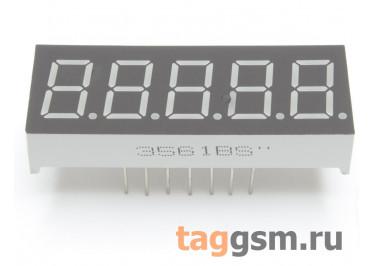 3561BS (Красный) Цифровой индикатор 0,36