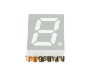 3911AG-G (Зелёный) Цифровой индикатор SMD 0,39