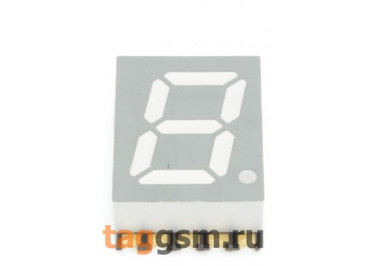 3911CB-G (Синий) Цифровой индикатор SMD 0,39
