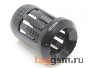 Держатель светодиода 5мм пластик (Чёрный)